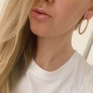 Nolita Hoops | 18k Gold Filled